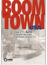 Boomtown book