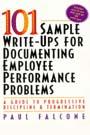101 sample write ups