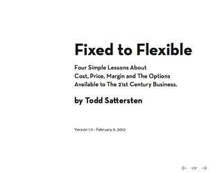 Fixed to flexible - 2