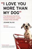 Love customers dog