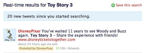 Disney tweet - j