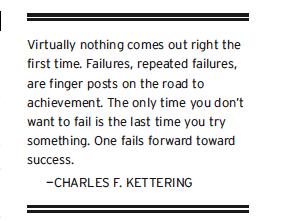 Kettering - fall forward