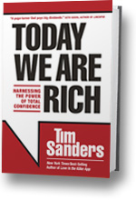 Today We are Rich - Cover