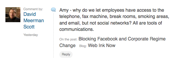 Why, Amy?