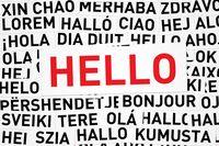 Hello-languages