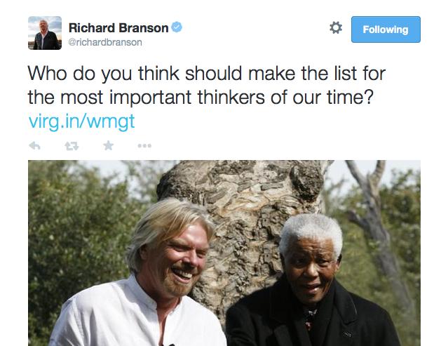 Branson-mandela thinking - j